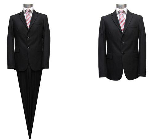 Elegante Slim fit Herren Anzug*371*