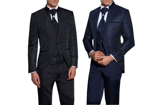 Elegante Herren Cutaway Anzug 4 teilig*2225*